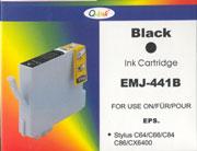 komp. Tintenpatrone, ersetzt Epson T0441 black